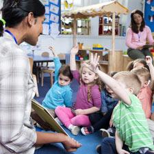 Nursery & pre-school for babies & under-fives