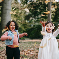 Benefits of laughing for kids